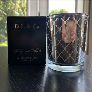 D.L.&Co - Bergamot Woods Candle